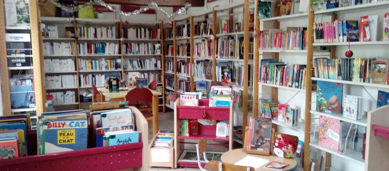 bibliothèque de Campigny